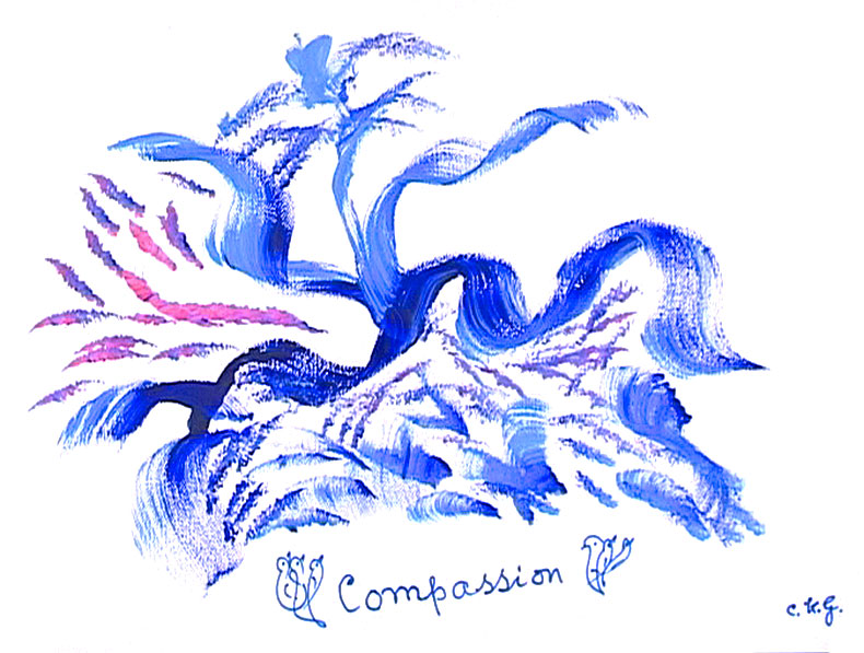 Compassion-sri-chinmoy