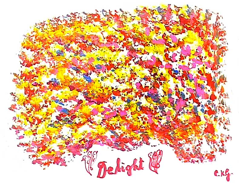 Delight-sri-chinmoy