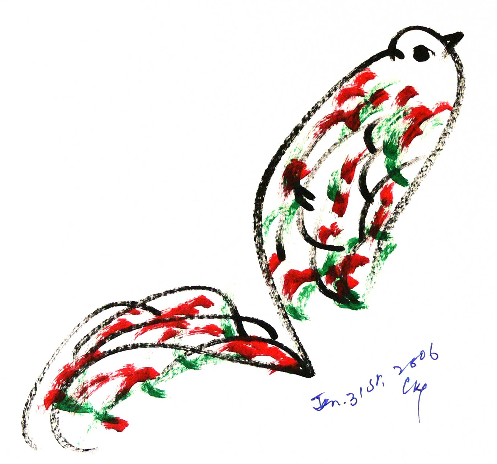 _Bird-Drawing-by-Sri-Chinmoy-31-1-2006-2