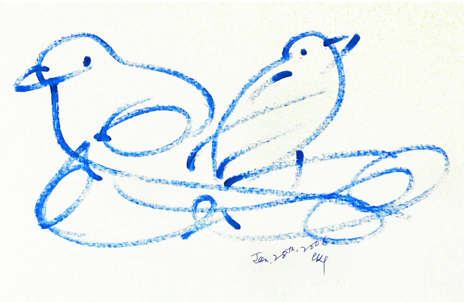 Bird-Drawing-28-1-2006-4-by-Sri-Chinmoy