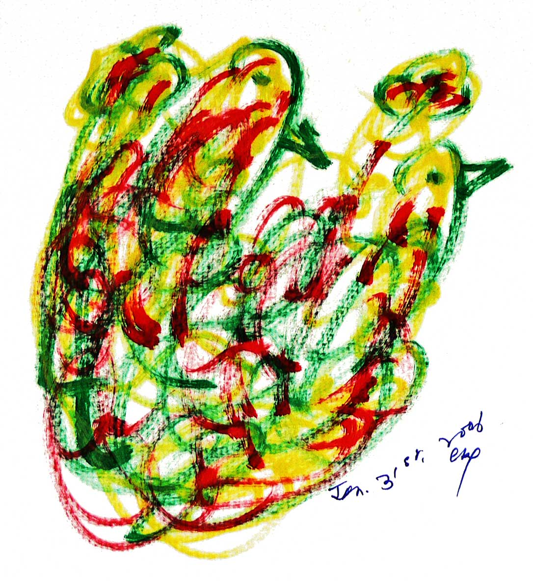 Bird-Drawing-by-Sri-Chinmoy-31-1-2006-9