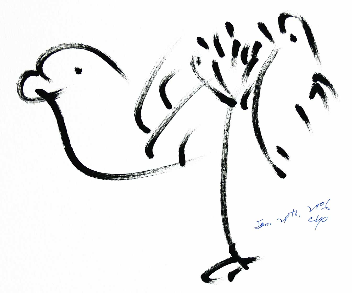 Bird-Drawing-29-1-2006-11-by-Sri-Chinmoy