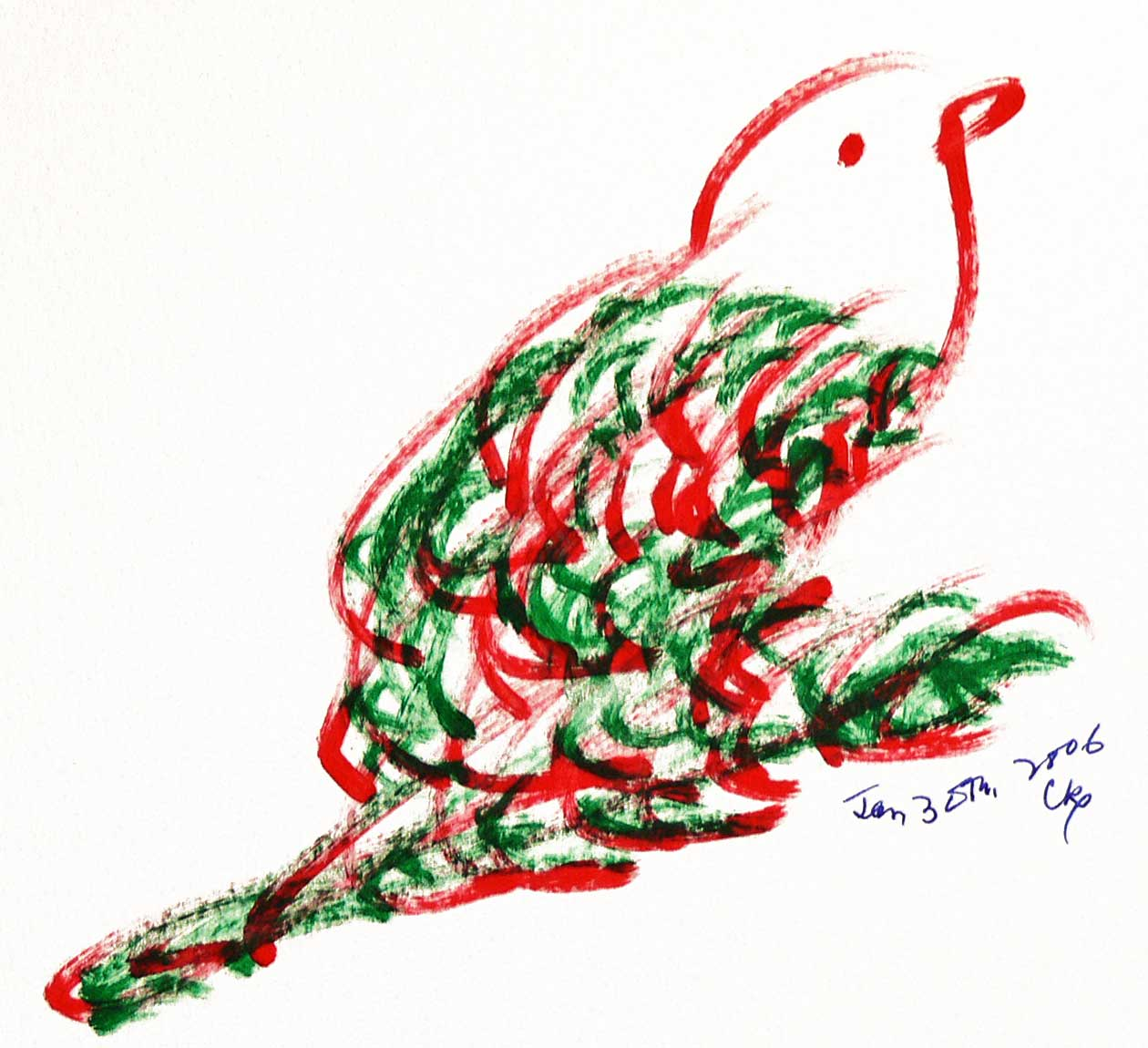 Bird-Drawing-30-1-2006-21-by-Sri-Chinmoy