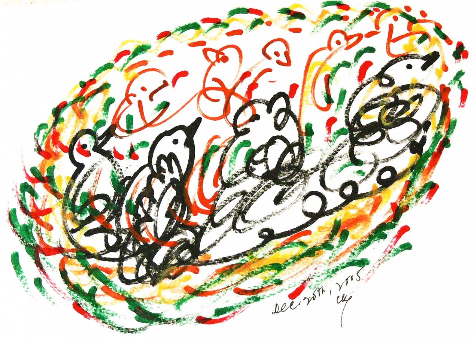 Bird-Drawing-20-12-2005-7-by-Sri-Chinmoy