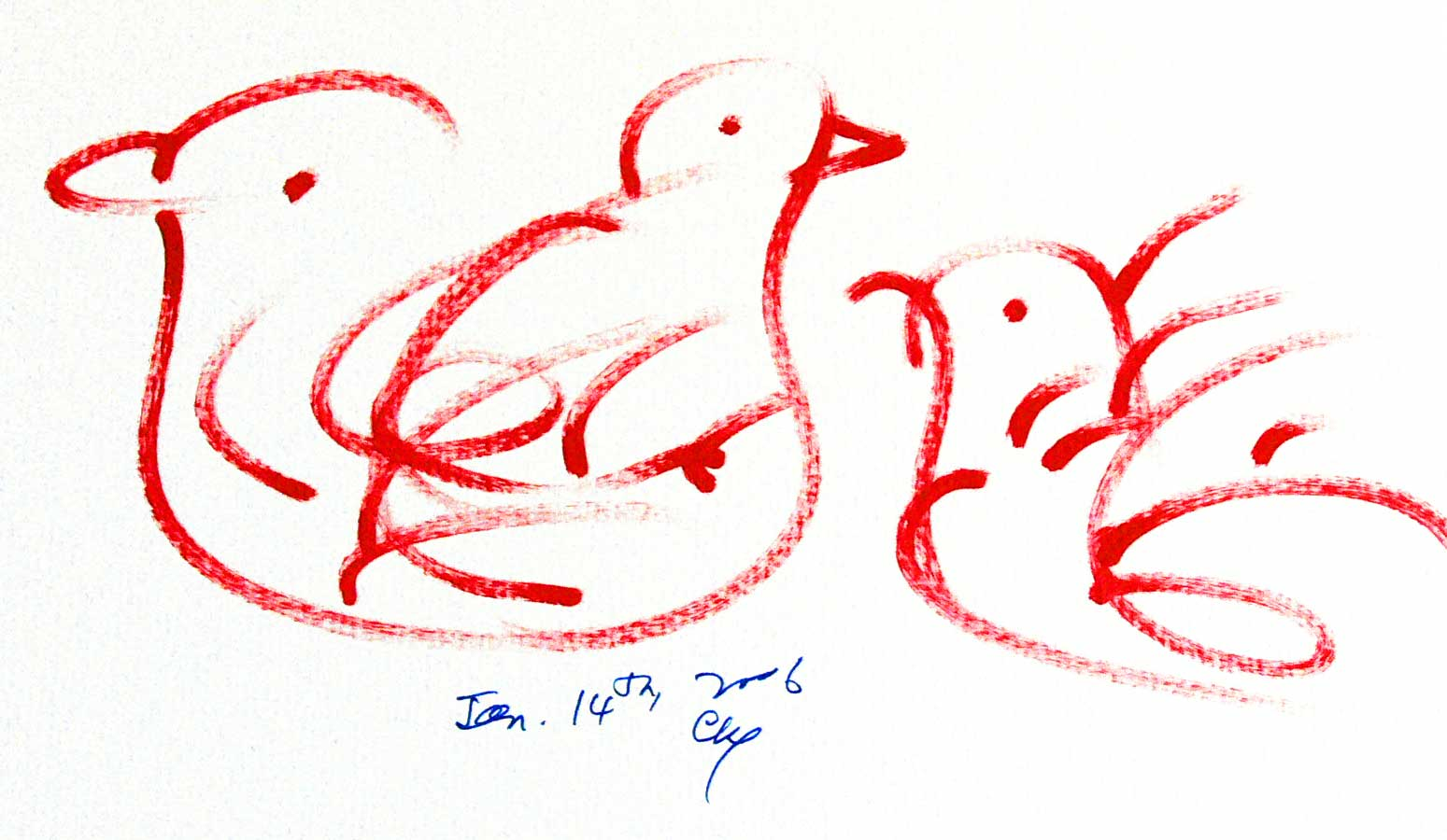 Bird-Drawing-by-Sri-Chinmoy-14-1-2006-2