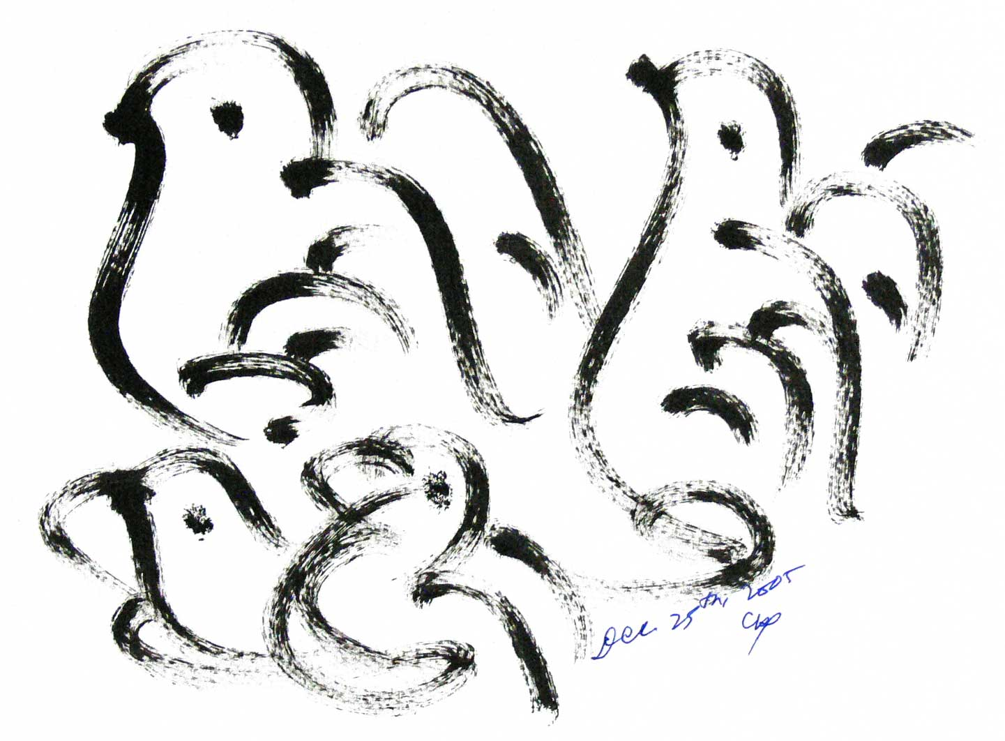 Bird-Drawing-by-Sri-Chinmoy-25-12-2005-5
