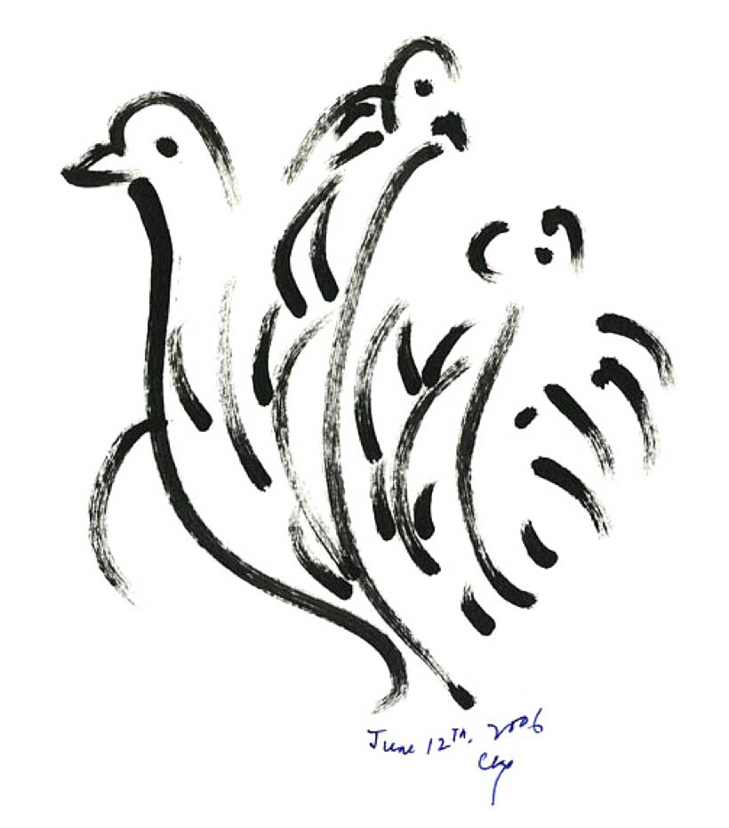 _Jharna-Kala-Bird-Drawing-12-6-2006-2-by-Sri-Chinmoy