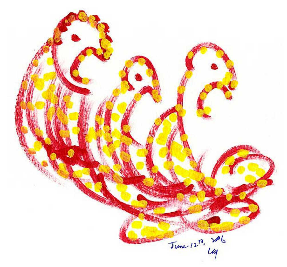 Bird-Drawing-by-Sri-Chinmoy-12-6-2006-6