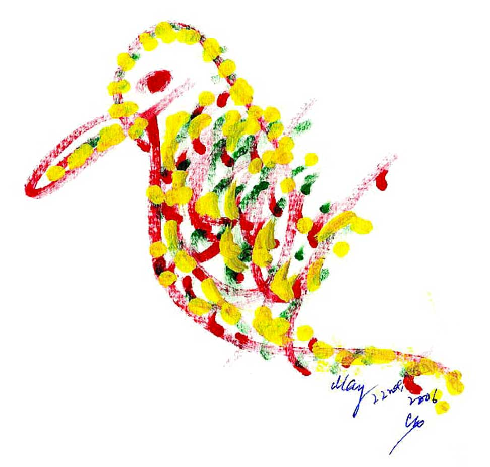 Bird-Drawing-by-Sri-Chinmoy-22-5-2006-6
