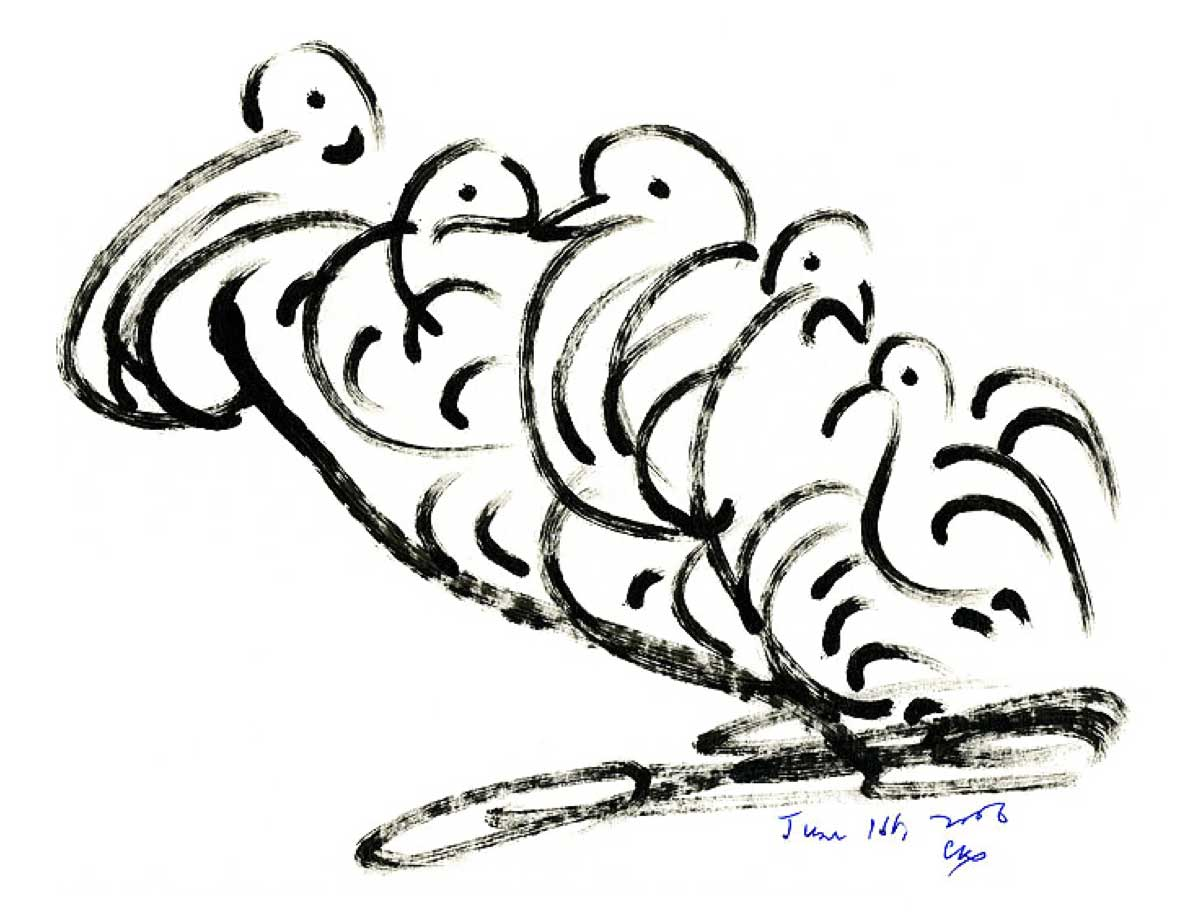 Bird-Drawing-by-Sri-Chinmoy-1-6-2006-8
