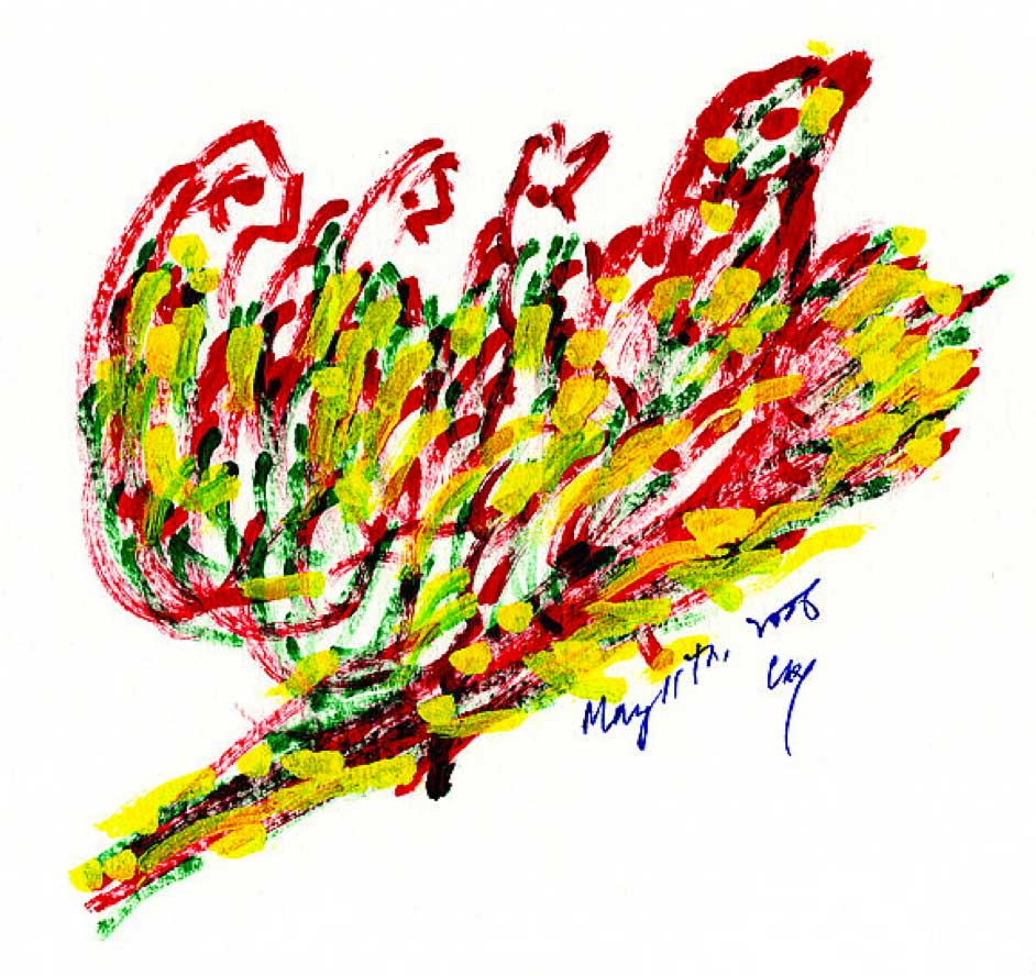 Bird-Drawing-by-Sri-Chinmoy-11-5-2006-9