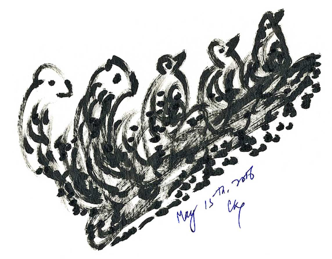 Bird-Drawing-by-Sri-Chinmoy-15-5-2006-12