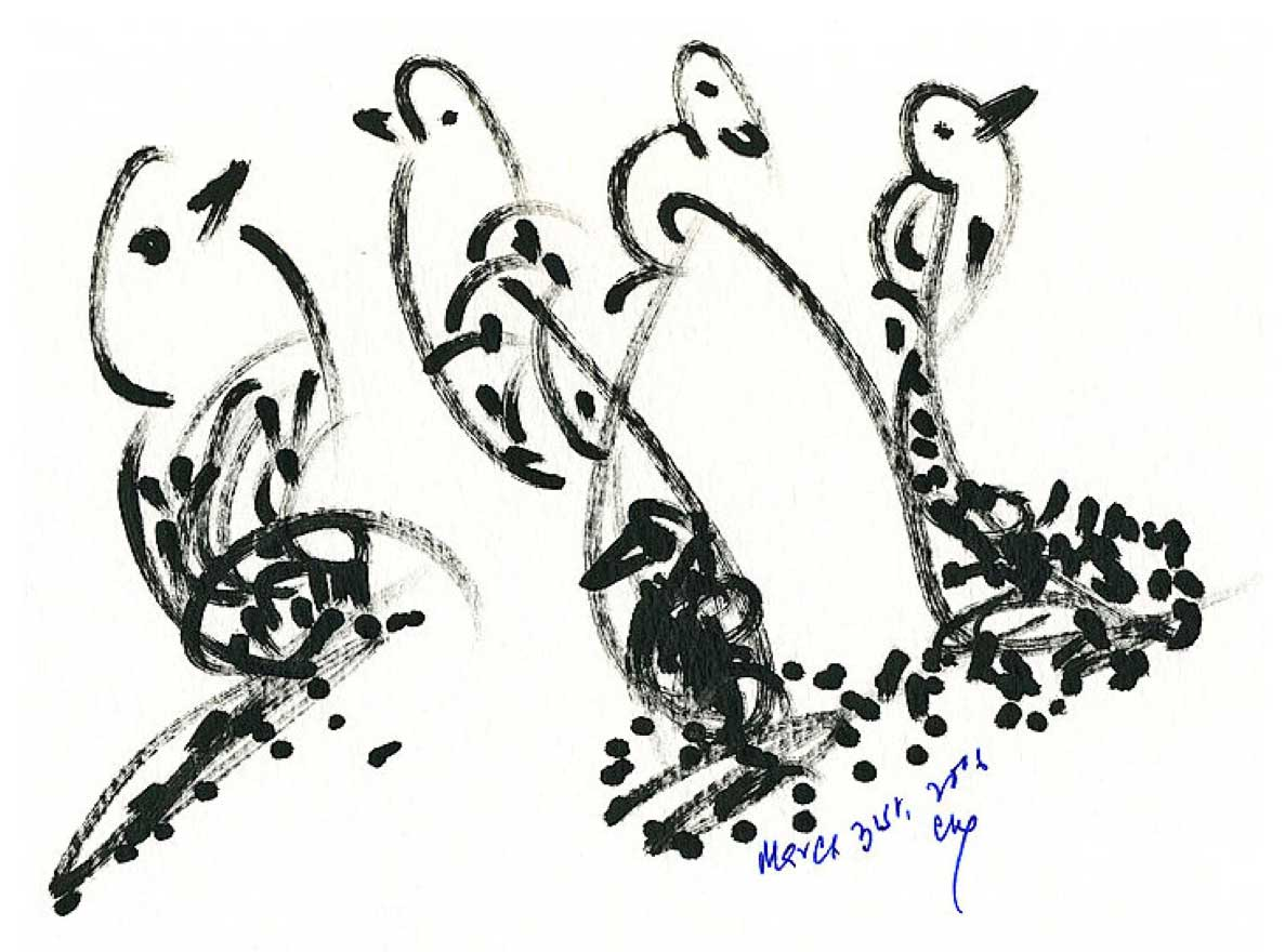 Bird-Drawing-by-Sri-Chinmoy-31-3-2006-6