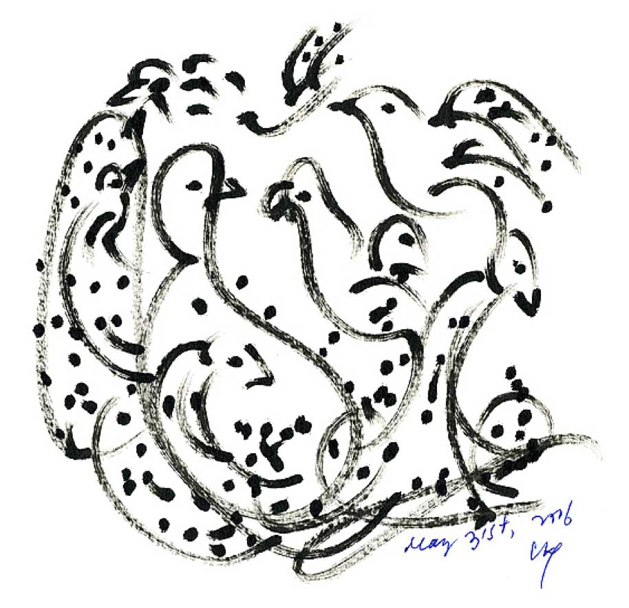 Bird-Drawing-by-Sri-Chinmoy-31-5-2006-7